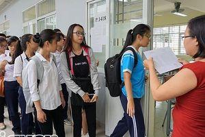 TPHCM chuẩn bị tốt kỳ thi tốt nghiệp THPT quốc gia và tuyển sinh đầu cấp học