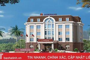 Agribank Thành Sen lớn mạnh cùng cùng sự phát triển của TP Hà Tĩnh