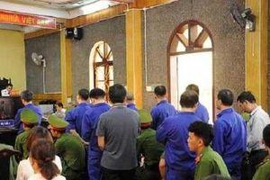 17 bị cáo hầu tòa vụ đại án thủy điện Sơn La