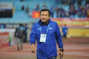 Thành tích bết bát, cựu vương V.League thay tướng, mời HLV tuyển trẻ Việt Nam tửng vô địch ĐNÁ về dẫn dắt