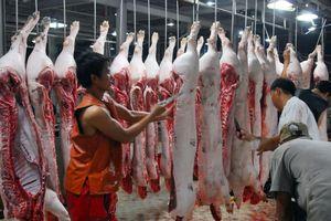 TP Hồ Chí Minh tăng cường kiểm soát thịt lợn vào trường học