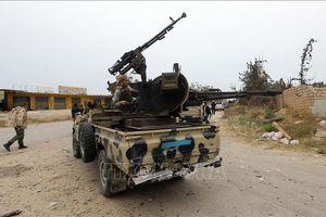 Đụng độ bùng nổ ở phía Nam thủ đô Tripoli