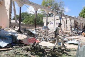 Đánh bom xe tại thủ đô Mogadishu, hơn 10 người thương vong