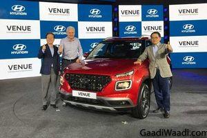 Ô tô SUV giá rẻ Hyundai Venue chốt giá từ 218 triệu đồng