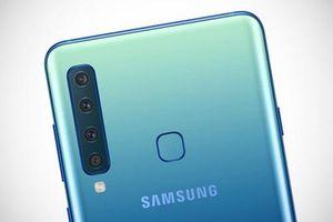 Smartphone 4 camera sau của Samsung giảm giá hơn 4 triệu