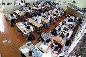 Vụ cô giáo đánh học sinh ở Trường Tiểu học Quán Toan: Khiển trách Hiệu trưởng