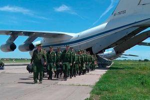 Quân khu Nam của Nga đã nhận hơn 2000 tân binh từ Crimea