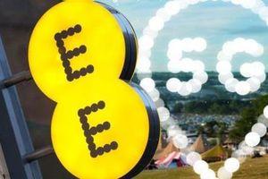 EE cung cấp dịch vụ 5G đầu tiên ở Anh