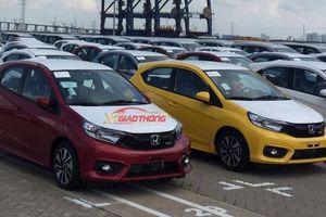 Honda giảm giá 7 triệu đồng cho khách đặt trước xe Brio sắp ra mắt