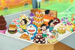 Trở lại tuổi thơ với 'Doraemon: Nobita và Mặt trăng phiêu lưu ký'
