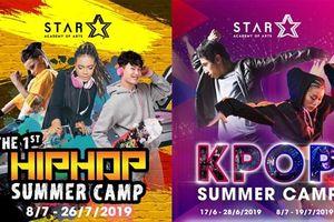 Trải nghiệm mùa hè mới lạ và khác biệt hơn với Summer Camp cùng Star Academy of Arts