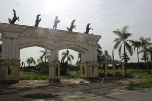 Nhức nhối chuyện dự án chậm, dự án treo ở Nghệ An