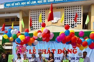Phong Điền (Thừa Thiên Huế): Hơn 250 học sinh tham dự Lễ phát động Tháng hành động vì trẻ em năm 2019