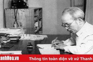 Kỷ niệm 50 năm thực hiện Di chúc của Chủ tịch Hồ Chí Minh (1969 - 2019) - Di chúc: Những bài học vô giá cho Đảng cách mạng