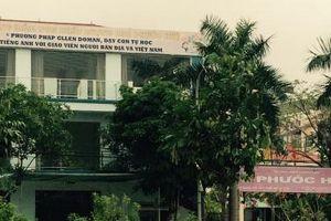 Hưng Yên: Trường chất lượng cao Phước Huệ được bao che vi phạm?