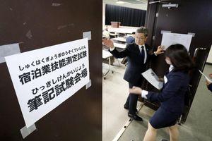 Người Việt dẫn đầu trong kỳ thi lấy tư cách lưu trú theo thị thực mới tại Nhật