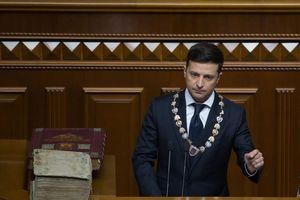 Toàn văn phát biểu xôn xao của tân Tổng thống Ukraine 41 tuổi