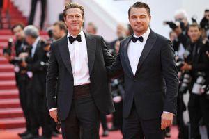 Brad Pitt, Leonardo Dicaprio điển trai lịch lãm trên thảm đỏ Cannes