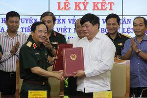 VOV và Quân khu 2 phối hợp tuyên truyền nhiệm vụ quân sự, quốc phòng