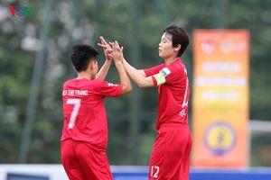 Hà Nội thắng giòn giã trong ngày khai mạc giải Nữ Cúp Quốc Gia 2019
