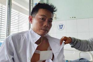 Truy bắt tên cướp xe đâm chủ xe trọng thương tại Tiền Giang