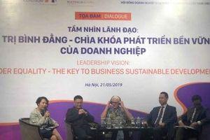 Bình đẳng giới là chìa khóa của phát triển bền vững doanh nghiệp