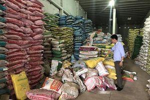 Đắk Lắk: Phát hiện hơn 20 tấn phân bón không có nguồn gốc hợp pháp