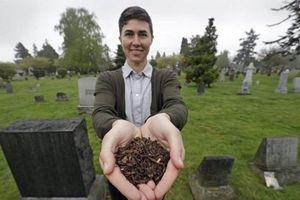 Mỹ: Hợp pháp hóa việc biến thi thể người chết thành phân hữu cơ