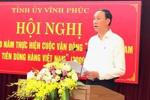 Tiếp tục tăng cường quảng bá hàng Việt