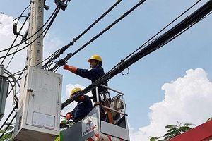 Để đảm bảo an toàn về điện trong mùa mưa bão