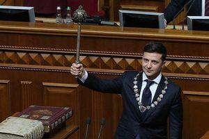 Tân Tổng thống Zelenskiy và niềm hy vọng của Ukraine