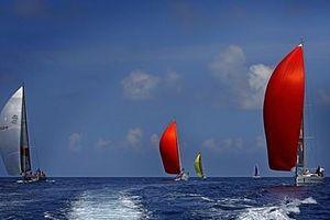 Phản đối Trung Quốc tổ chức đua thuyền buồm tại Hoàng Sa