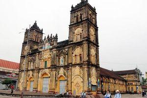 Sở Văn hóa Nam Định giải thích việc cấp phép hạ giải nhà thờ Bùi Chu