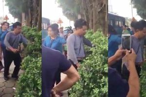 Hà Nội: Điều tra thông tin vụ người đàn ông sàm sỡ phụ nữ trên xe buýt