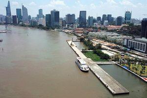 Công ty Thiên Niên Kỷ phải khắc phục sự cố cầu cảng Ba Son sập