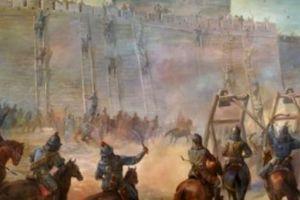 Thành Thăng Long cố thủ, xác quân Nguyên chất đống lên nhau