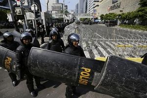 Indonesia kêu gọi người dân bảo đảm trật tự sau bầu cử