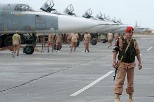 Căn cứ Nga tại Syria bị 'dội' tên lửa
