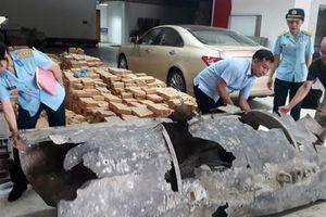 Ngư dân Quảng Ninh 'bắt' được 'vật thể lạ' trên biển