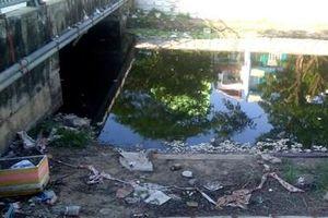 Ô nhiễm nghiêm trọng tại tuyến kênh hở