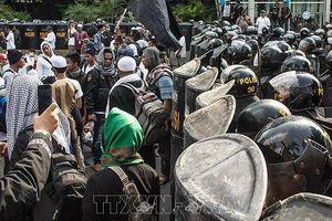 Indonesia: Bạo động sau bầu cử gây thương vong lớn