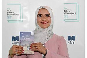 Nữ nhà văn Arab đầu tiên nhận giải Man Booker