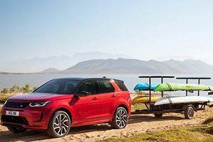 Ra mắt Land Rover Discovery Sport mới từ 935 triệu đồng