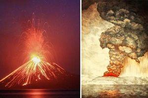 Thảm họa núi lửa mạnh gấp 10.000 lần bom nguyên tử