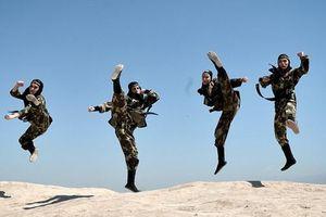Là đội quân Hồi giáo, Iran vẫn có lực lượng đặc nhiệm toàn nữ