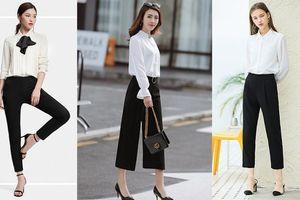5 trang phục diện mọi lúc, mọi nơi không lo lỗi mốt
