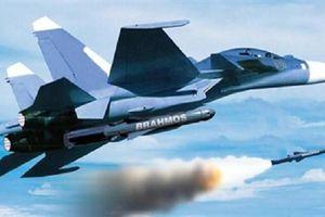 Thử nghiệm thành công tên lửa hàng không Nga-Ấn Độ BrahMos