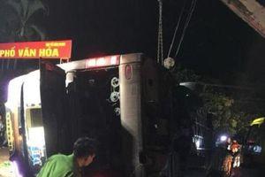 Kinh hoàng vụ lật xe khách tại Đồng Nai 19 người thương vong