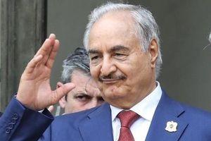 Tướng Khalifa Haftar của lực lượng Quân đội Quốc gia Libya tự xưng từ chối ngừng bắn