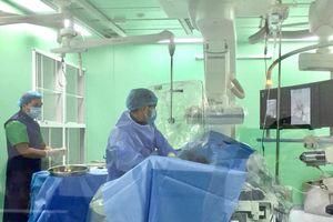 Cứu bệnh nhân bị tai nạn vỡ lách, tràn máu ổ bụng, gãy đa xương sườn